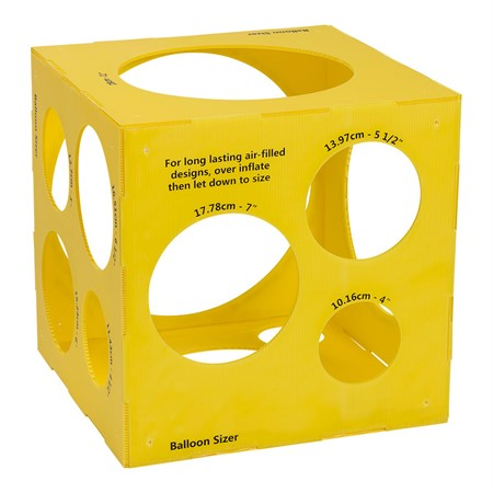 BALLOON SHAPER BOX