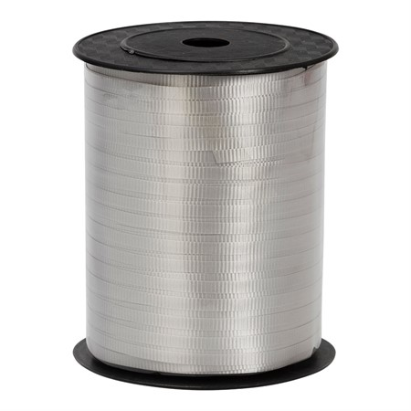 BALLOON RIBBON SILVER 5 MM 370M