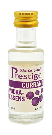 PRESTIGE CURRANT VODKA 1*70 CL  (12)