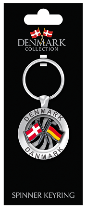 FRIENDSHIP KEYRING DEN/GER (6)