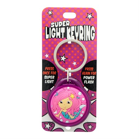 SUPER LIGHT KEYRING MERMAID (2)