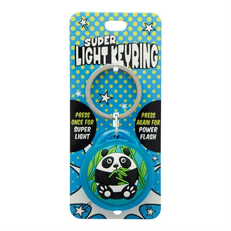 SUPER LIGHT KEYRING PANDA (2)