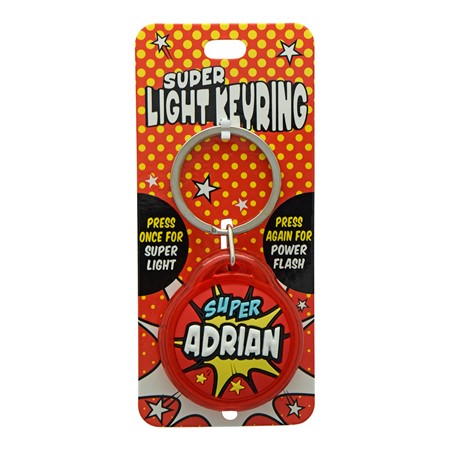 SUPER LIGHT KEYRING ADRIAN (2)
