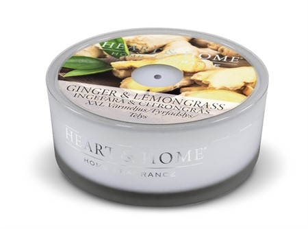 SCENT CUP 601 GINGER & LEMONGRASS (6)