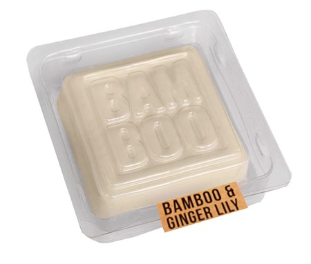 BAMBOO SCENT WAX BAMBOO & GINGERLILY
