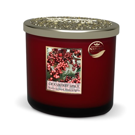TWIN WICK 419 CRANBERRY SPICE