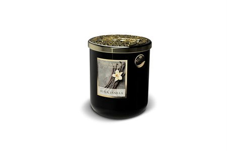 LARGE JAR 338 BLACK VANILLA