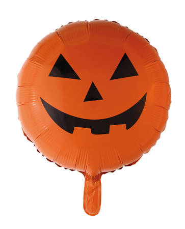 FOIL BALLOON ROUND HALLOWEEN (6)