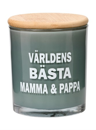 SCENTED CANDLE V.B MAMMA & PAPPA