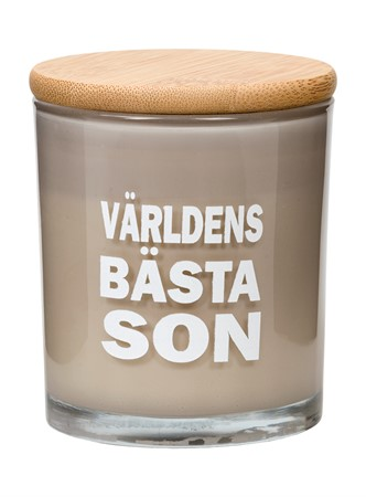 SCENTED CANDLE V.B SON