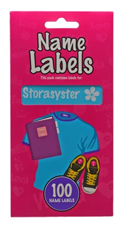 NAME LABEL STORASYSTER (2)