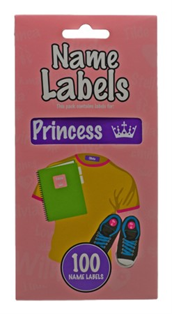 NAME LABEL PRINCESS (2)