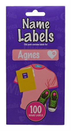NAME LABEL AGNES (2)