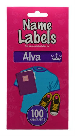 NAME LABEL ALVA (2)