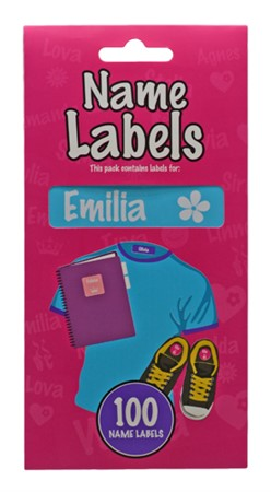NAME LABEL EMILIA (2)