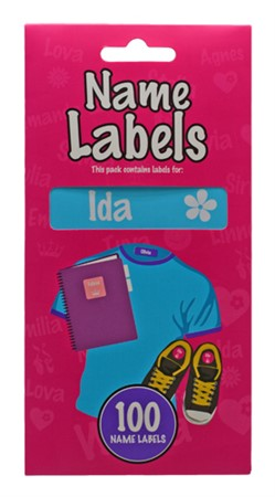 NAME LABEL IDA (2)