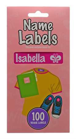 NAME LABEL ISABELLA (2)