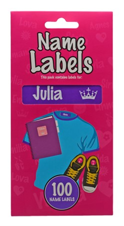 NAME LABEL JULIA (2)
