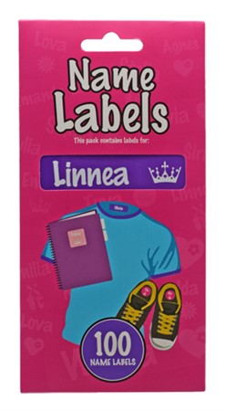 NAME LABEL LINNEA (2)