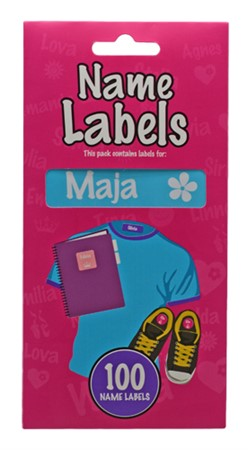 NAME LABEL MAJA (2)