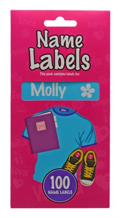 NAME LABEL MOLLY (2)