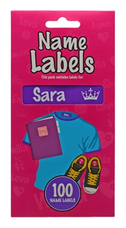 NAME LABEL SARA (2)