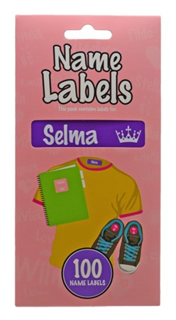 NAME LABEL SELMA (2)