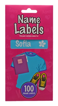 NAME LABEL SOFIA (2)