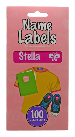 NAME LABEL STELLA (2)