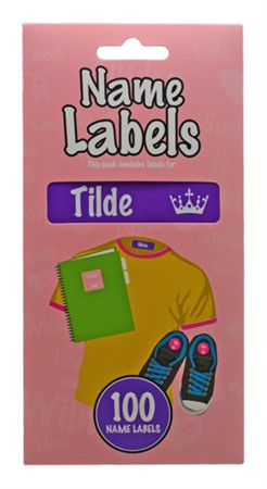 NAME LABEL TILDE (2)