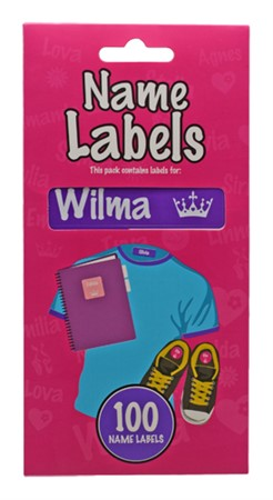 NAME LABEL WILMA (2)