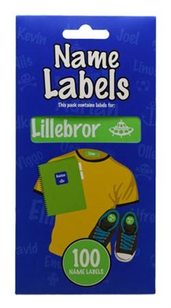 NAME LABEL LILLEBROR (2)