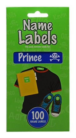 NAME LABEL PRINCE (2)
