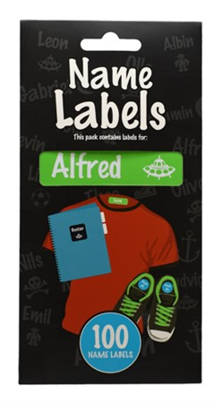 NAME LABEL ALFRED (2)