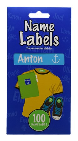 NAME LABEL ANTON (2)