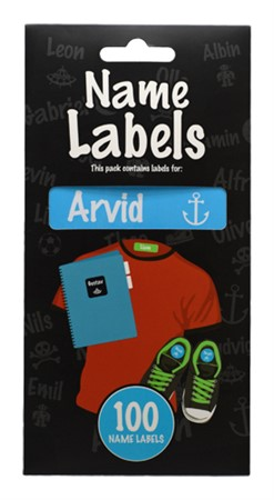 NAME LABEL ARVID (2)