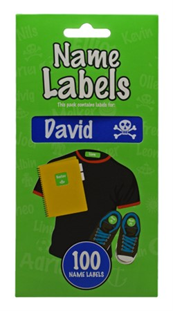 NAME LABEL DAVID (2)