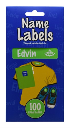 NAME LABEL EDVIN (2)