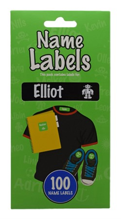 NAME LABEL ELLIOT (2)