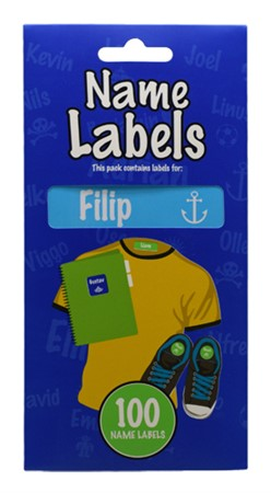NAME LABEL FILIP (2)
