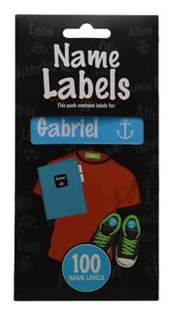 NAME LABEL GABRIEL (2)