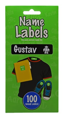NAME LABEL GUSTAV (2)