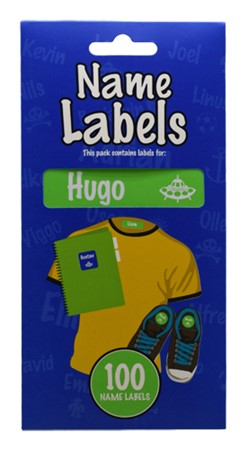 NAME LABEL HUGO (2)