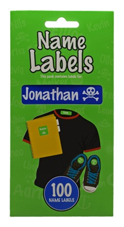 NAME LABEL JONATHAN (2)