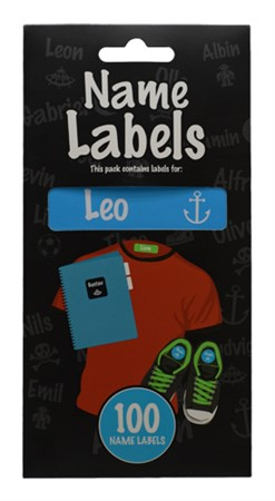 NAME LABEL LEO (2)
