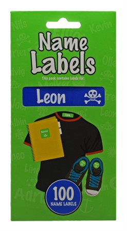NAME LABEL LEON