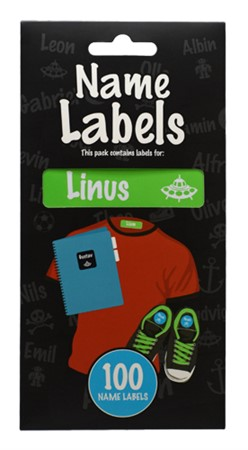 NAME LABEL LINUS (2)
