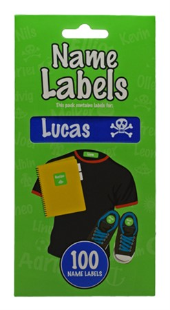 NAME LABEL LUCAS (2)