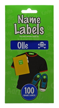 NAME LABEL OLLE (2)