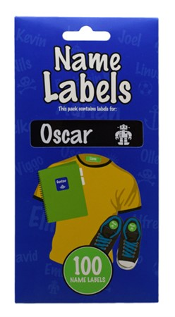 NAME LABEL OSCAR (2)